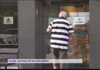 Reportage France TV – dialyse et vacances