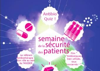 Semaine sécurité des patients 2019